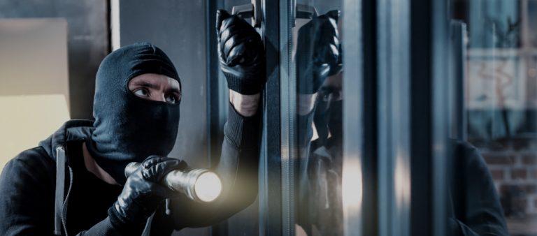 what do burglars look for