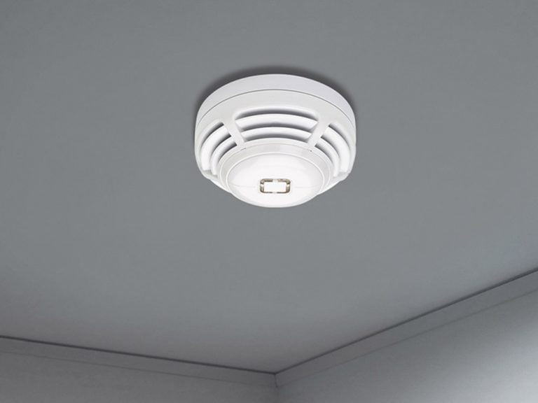 What We Do - Smoke & Heat Detector