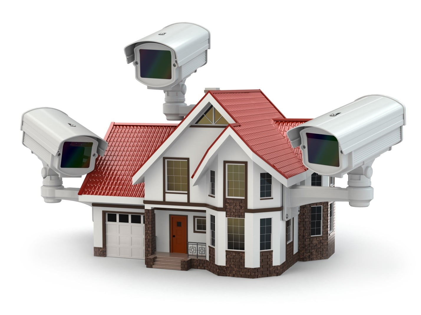 how many security cameras do you need